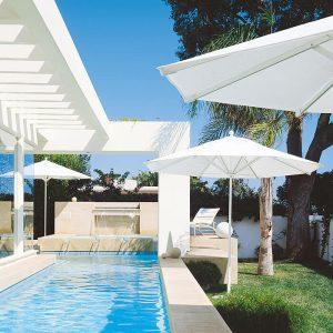 patio octagon umbrella